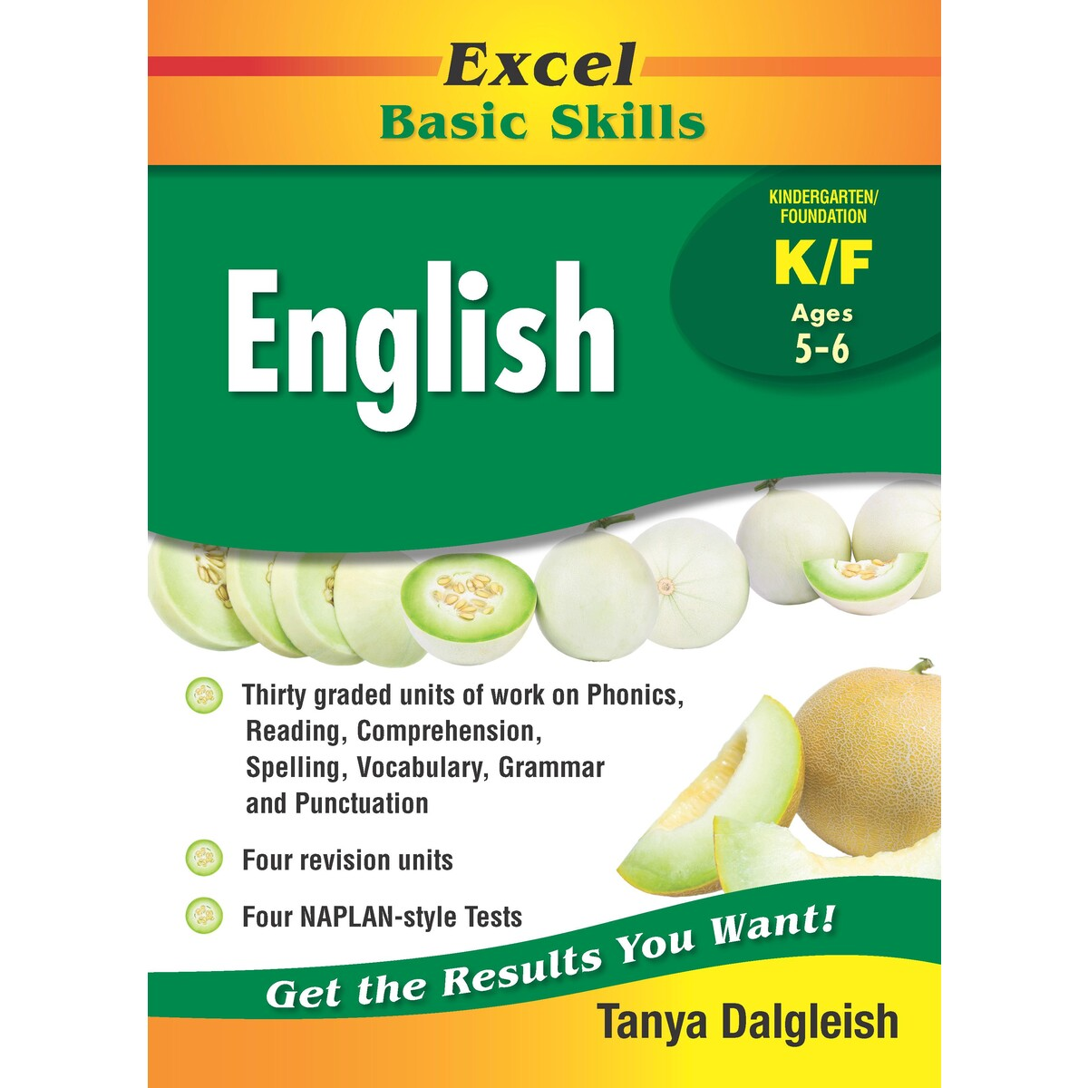 Excel Basic Skills Workbook English Kindergarten