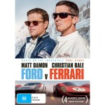 Ford Vs Ferrari Dvd Big W
