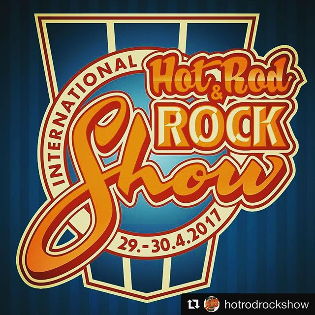 Seuraavaksi suuntana Hot Rod & Rock Show, Tampere 29.-30.4.2017. Big Wheels will be at Hot Rod & Rock Show, Tampere with @usacarclub - follow us for updates and pictures  @hotrodrockshow