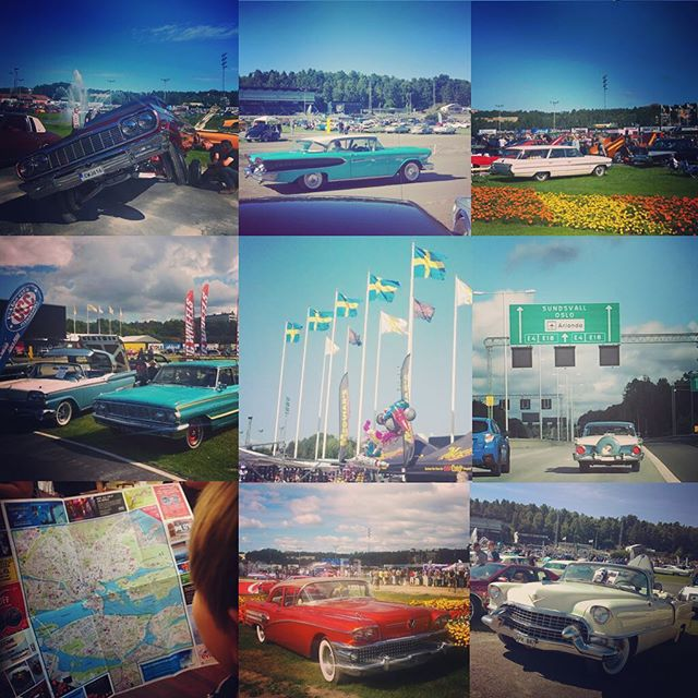 We send our condolences to all our Swedish friends and Swedes. Stay strong! Here are some pics from our previous roadtrips to Wheels Nationals Stockholm. See you again this summer!