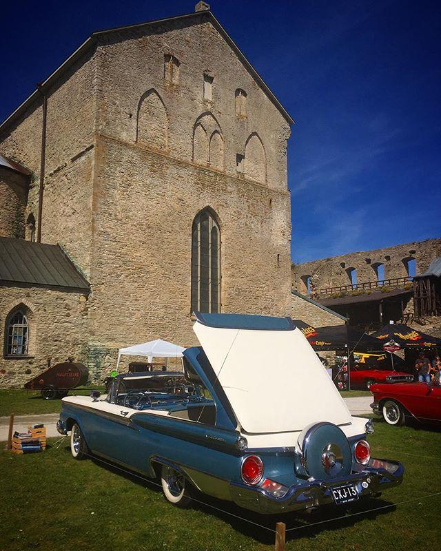 American Beauty Car Show, Haapsalu, Estonia