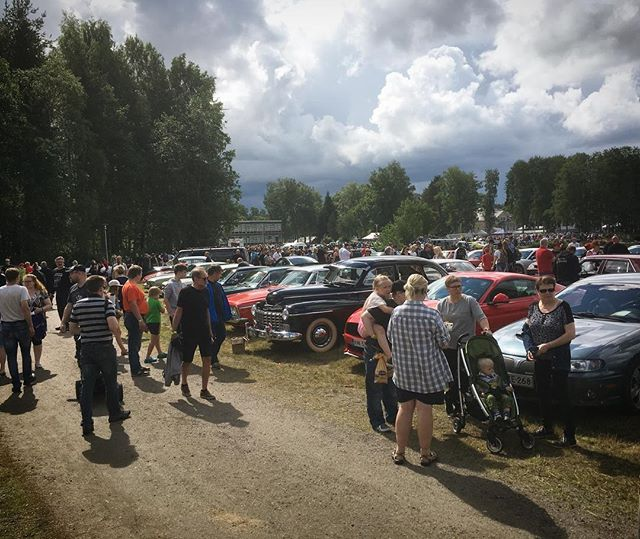 Flashback from Big Wheels 22.7.2017, Pieksämäki, Finland.