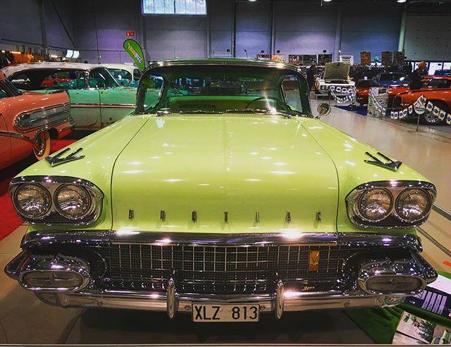 Day two of Autot & Viihde, Yankee Car Show, Jenkkiautonäyttely, Lahti, Finland.