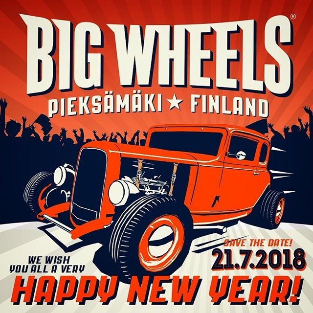 Looking forward to the 2018 and all the fun times ahead!