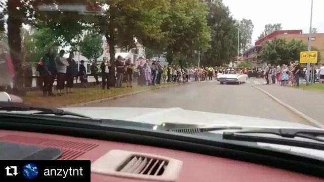 @anzytnt ・・・ Big Wheels Cruising 2018, Pieksämäki