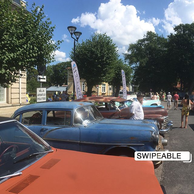 Yet one more from American Beauty Car Show, Haapsalu, Estoniia.