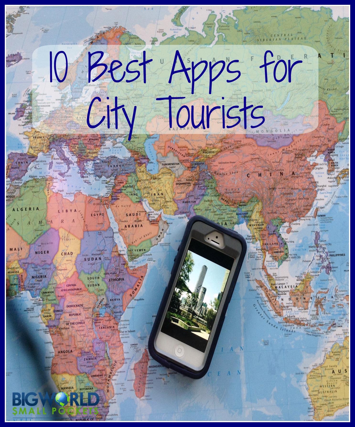road trip tour guide app