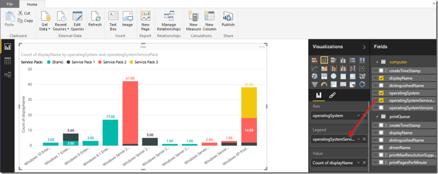 Power BI and Active Directory 19
