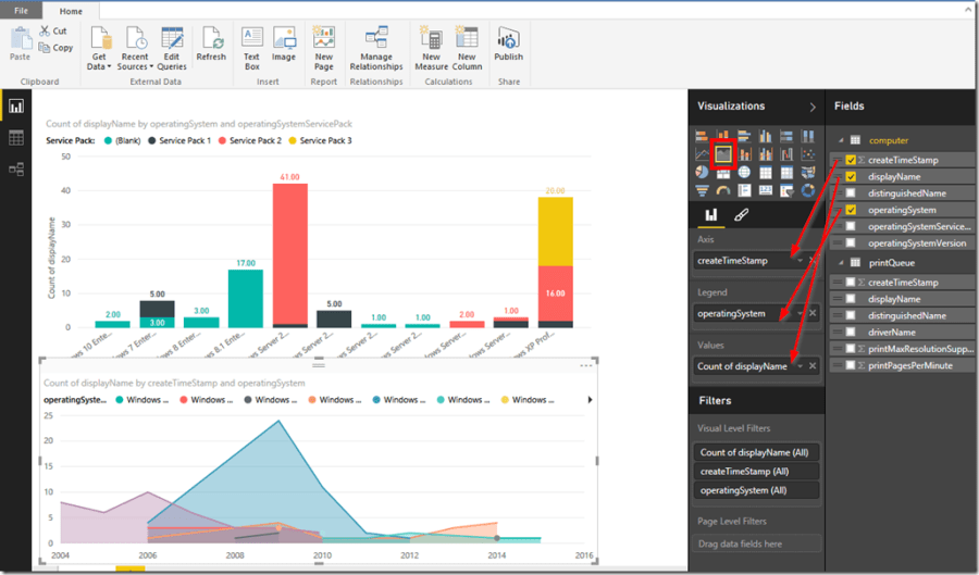 Power BI and Active Directory 20