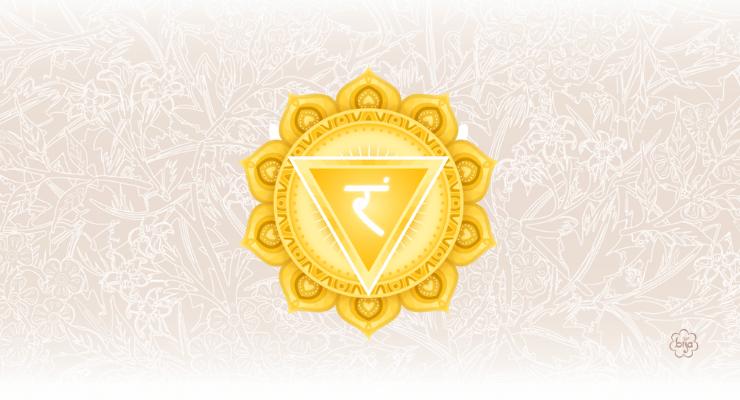 Chakra Manipura o dell'ombelico