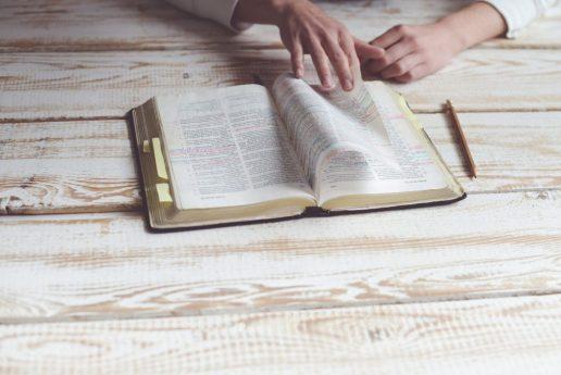 biddag in de Bijbel