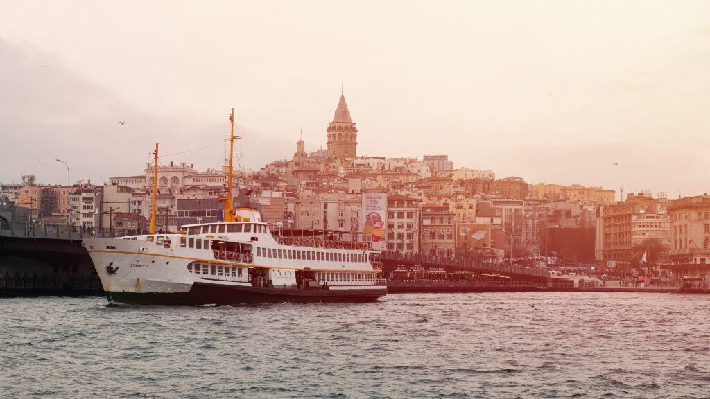 Zendingreis naar Istanbul