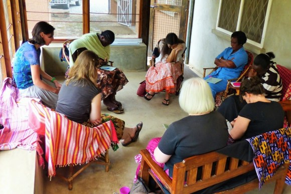 Day of Prayer - Group Dorien