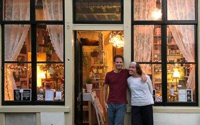 Bijenbaas honing nu ook te koop in Utrecht bij Casa Knappi