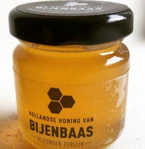 Bijenbaas honingkleinte pot