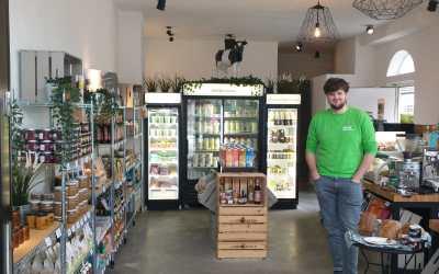 Nieuwe winkel: VKUS