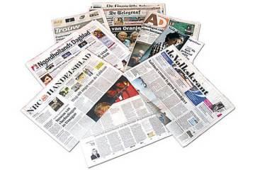 nederlandse dagbladen