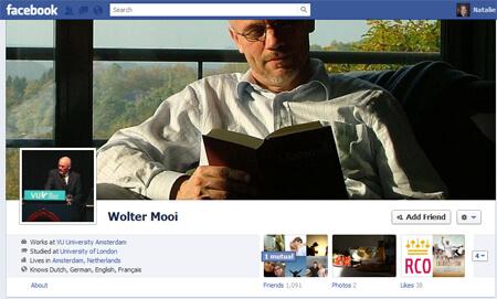 Facebook Wolter Mooi