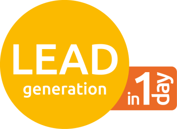 Leadgeneration in 1 Day