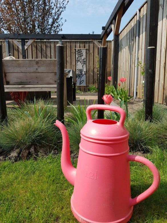 DIY tuinposter maken