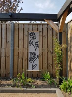 Tuinposter zelf maken