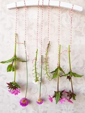 droogbloemen zelf maken