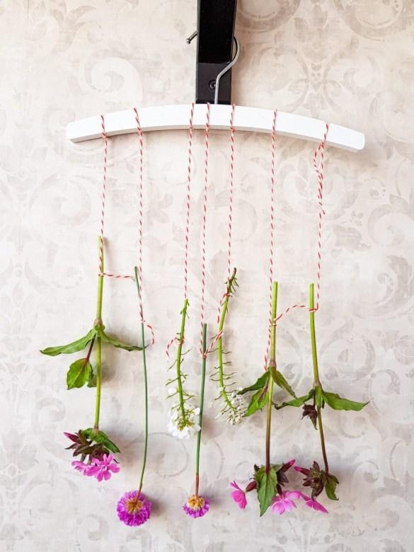 droogbloemen maken