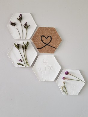 Hexagons maken