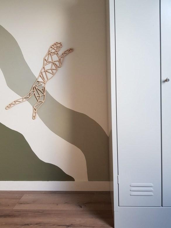 hout-kado.nl geometrische dieren