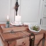 houten legerkist stoer wonen