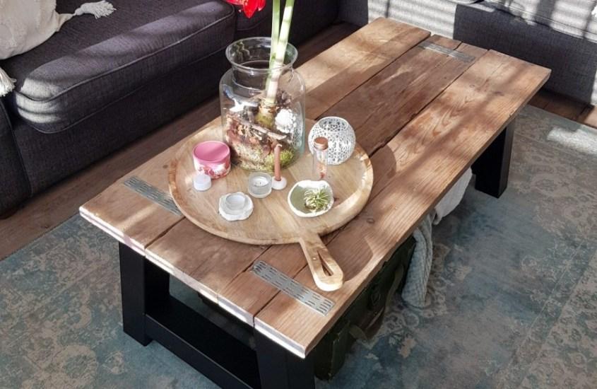 salontafel zelf maken