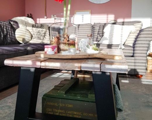 tafelpoten vervangen