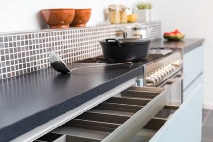 Lade indeling keuken