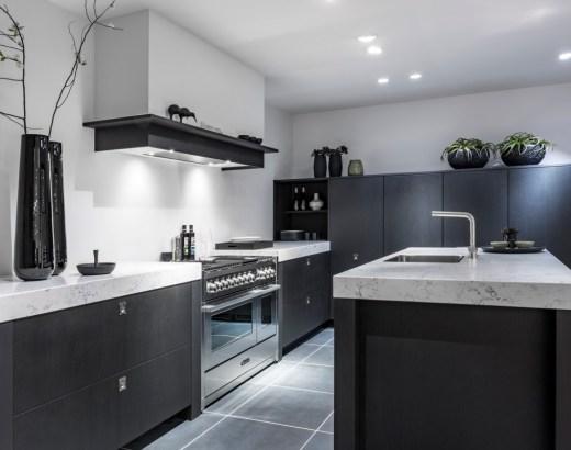Keukenindeling maken leefkeuken