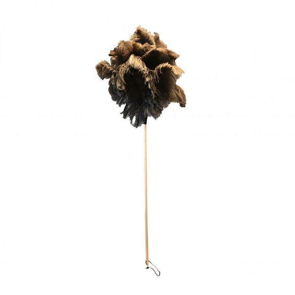 Plumeau struisvogelveren, 125 cm