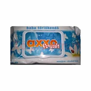 AXXO Baba törlőkendó 72 db