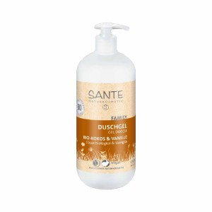 Sante Family Tusfürdő Kókusz-Vanília 950 ml