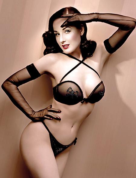 Dita Von Teese regina del burlesque