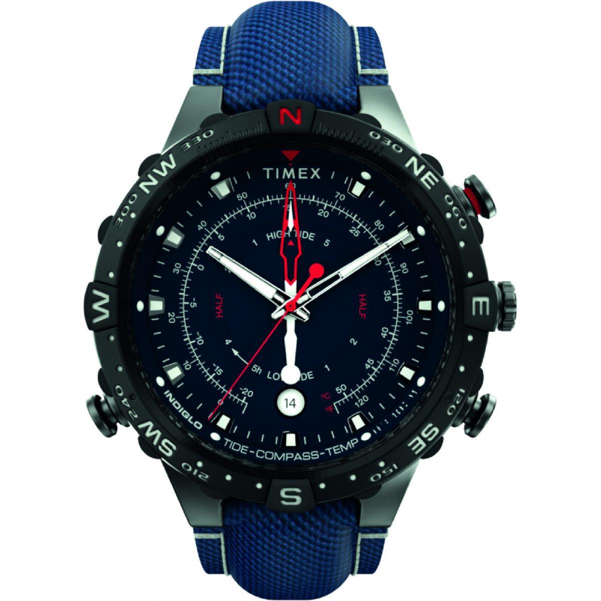 Montre Timex Montres Allied Tide Temp Compass Tw2t