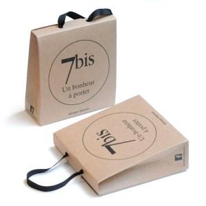 Bijoux 7bis Paris - Packaging prêt à offrir