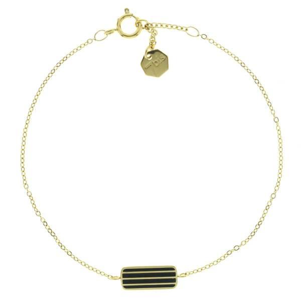 337344ARGINX Bracelet Nuage Argenté Plein Acier Inoxydable