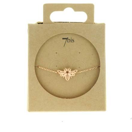 370916DORROS Bracelet Abeille Doré Rosé Reperçé Design