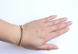 330010H Bracelet mix and match vert ajustable collection idees cadeaux