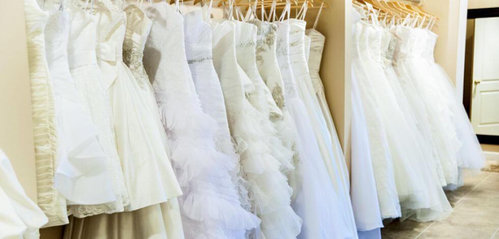 14 erros a evitar na escolha do vestido de noiva