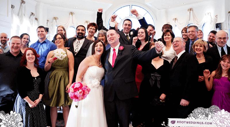 Casamento pequeno: Vantagens e desvantagens.