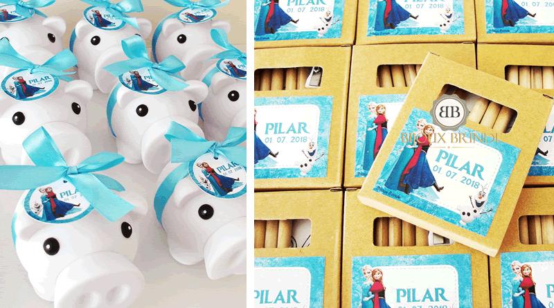 Aniversário: Pilar