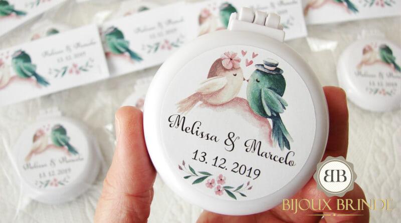 Casamento: Melissa + Marcelo