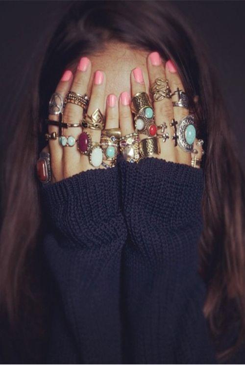 bijoux boheme hippie chic
