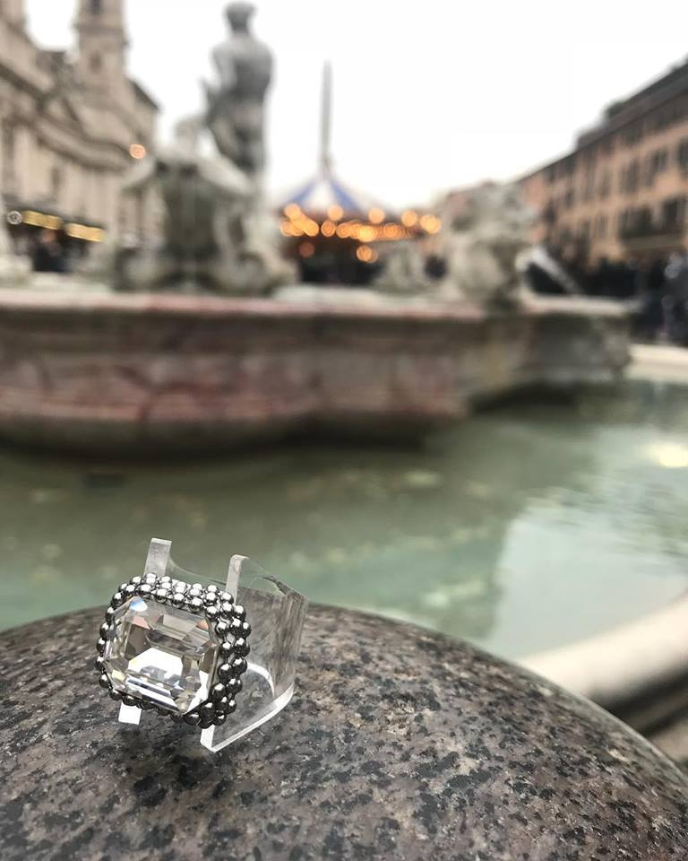 live from piazza navona