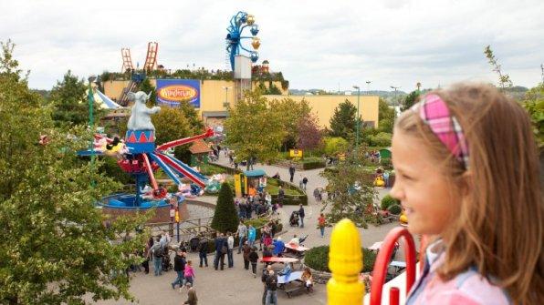 Bijzondere Overnachting Origineel Overnachten All-inclusive hotel en attractiepark Wunderland Kalkar14